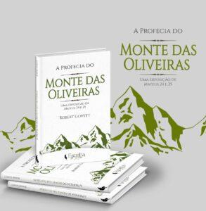 Escriba do Reio - Livro Monte das Oliveiras